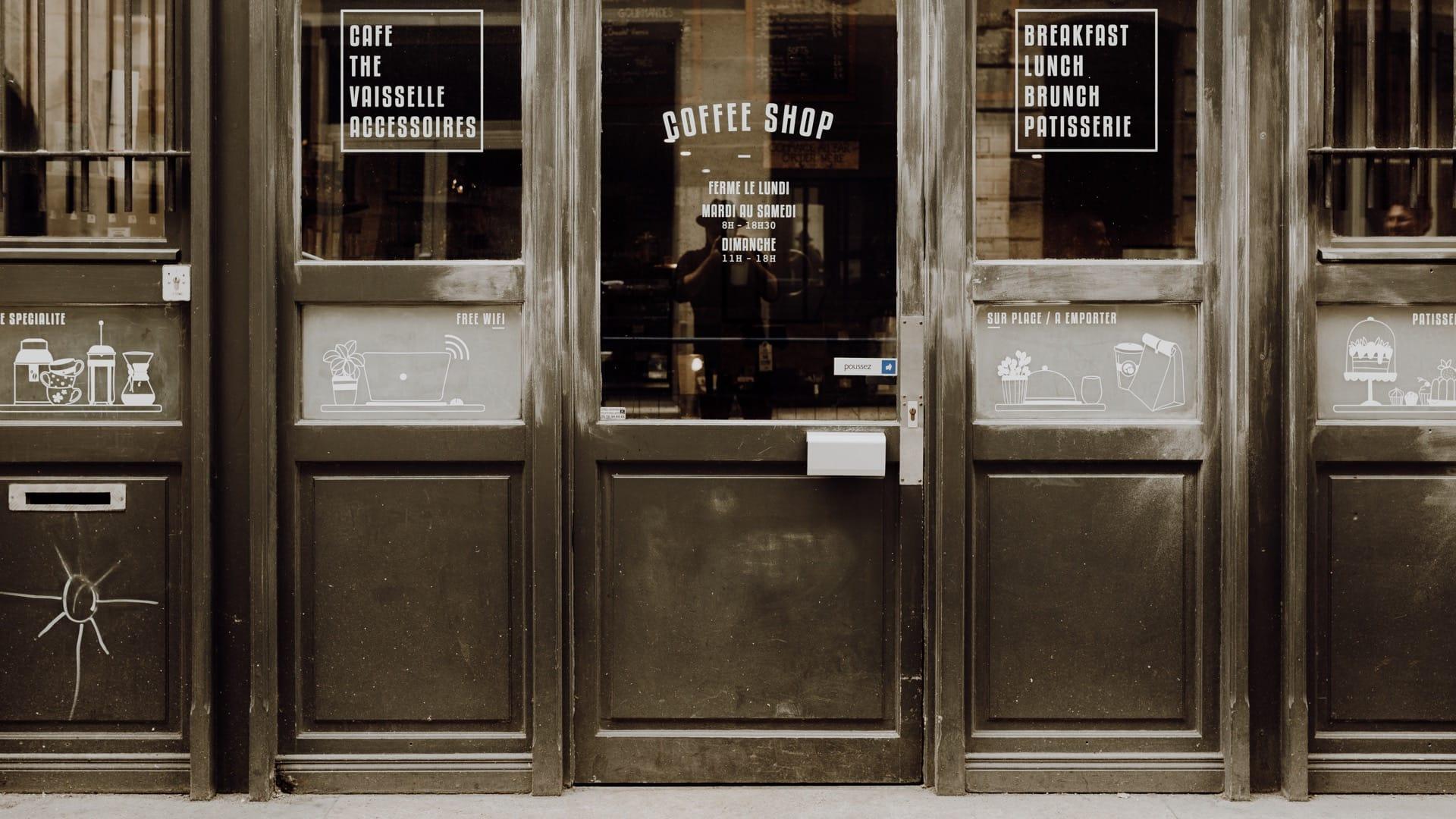cafeincup argentiers coffee shop bordeaux