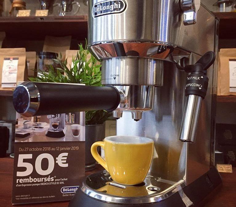 Découvrez nos sélection de machines à café