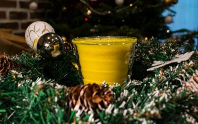 Golden Latte : LA boisson de l'hiver