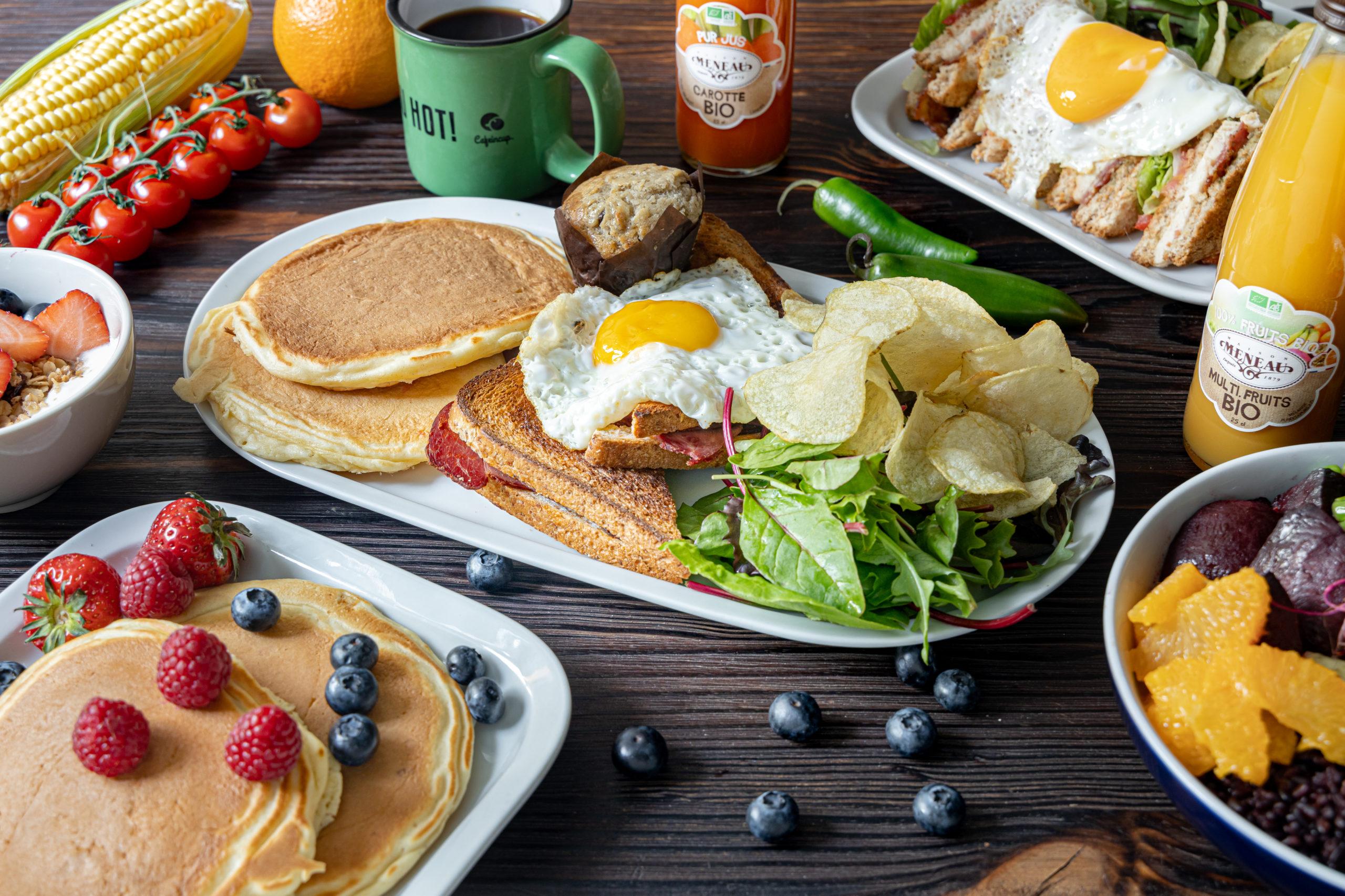 Cafeincup coffee shop brunch food restaurant bordeaux