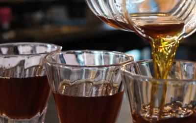 Histoire de café : la V60