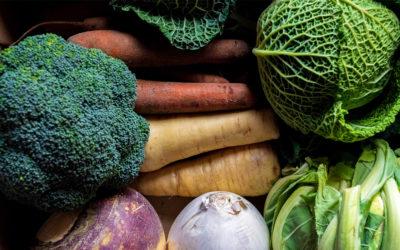 Préparer l'hiver avec les légumes oubliés