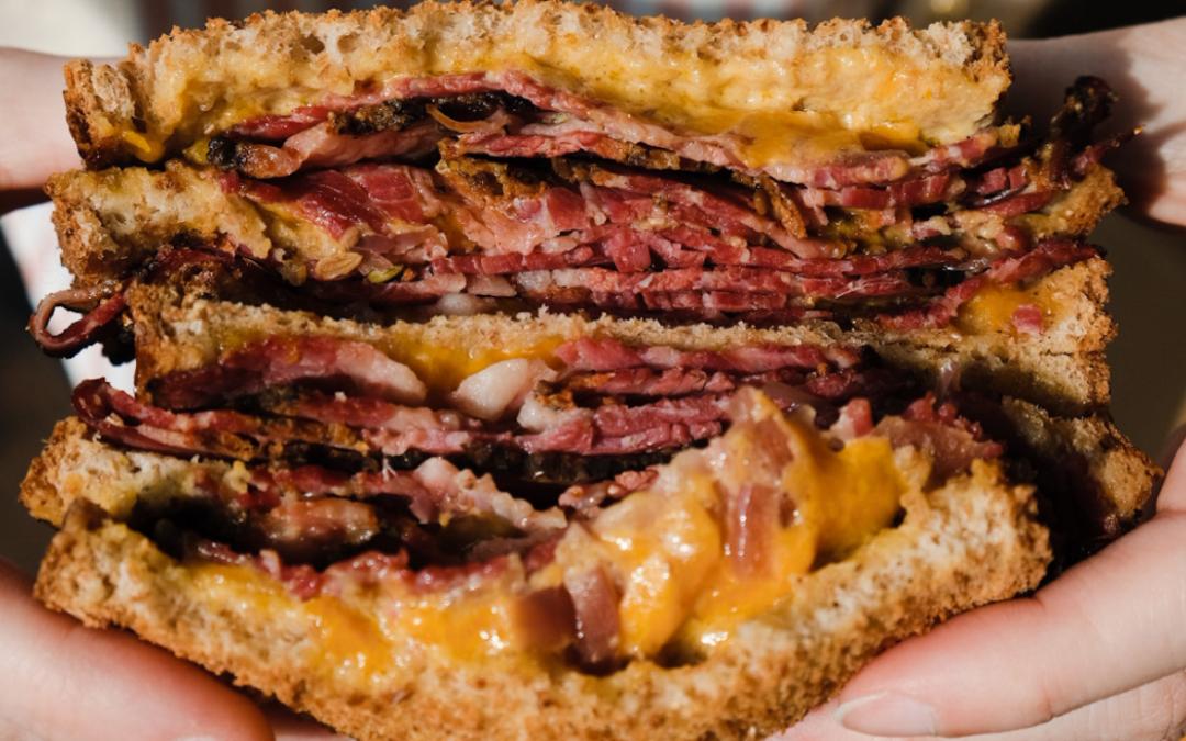 L'origine du club sandwich